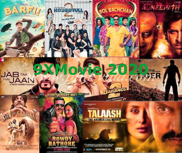 9xmovies:- Download Latest Bollywood Movies, 300mb Hindi Dubbed movies Download