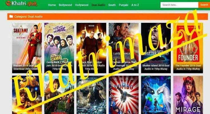 Khatrimaza 2020 - Download Latest HD Bollywood, Hollywood, South, Punjabi Movies 2020