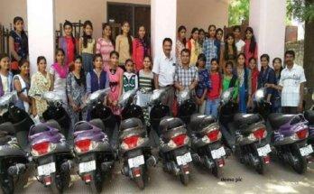 Rajasthan free scooty scheme   Rajasthan muft scooty yojana