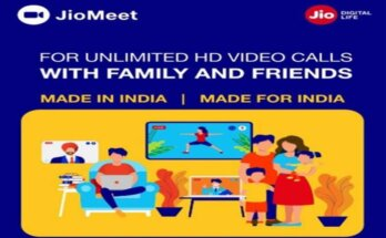 Reliance Jio's video conferencing app JioMeet launched, will compete with Google Meet and Zoom, 100 people can do video conference together for free