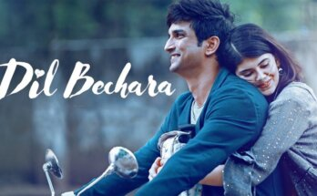 Dil Bechara Movie Download online from Tamilrockers, Worldfree4u, Bolly4u, Filmyzilla