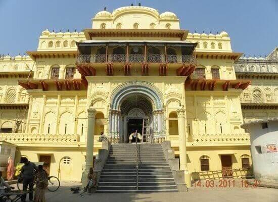 The story of the amazing Kanak Bhavan of Ayodhya