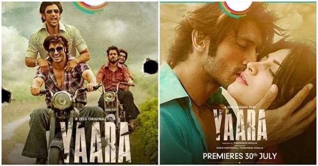 Yaara Web Series free download online by Tamilrockers, Movierulz, Filmywap, Filmyzilla