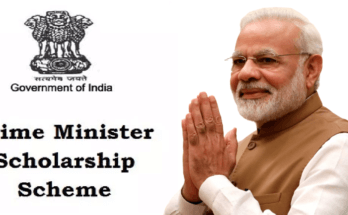 Prime Minister Scholarship Scheme 2020 | Online Application | Application Form | www.desw.gov.in