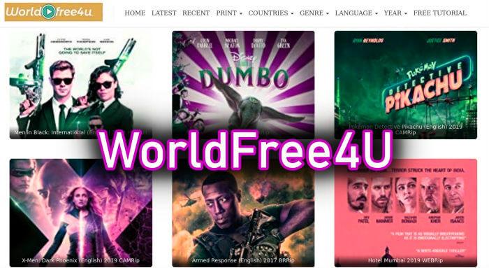 WorldFree4u 2020: World4uFree 300MB Movie Download Online