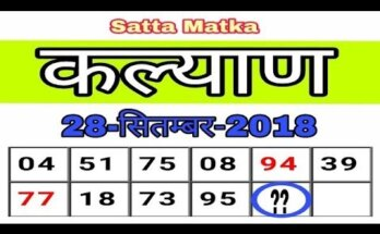 What is Satta Matka? How to play Satta Matka?